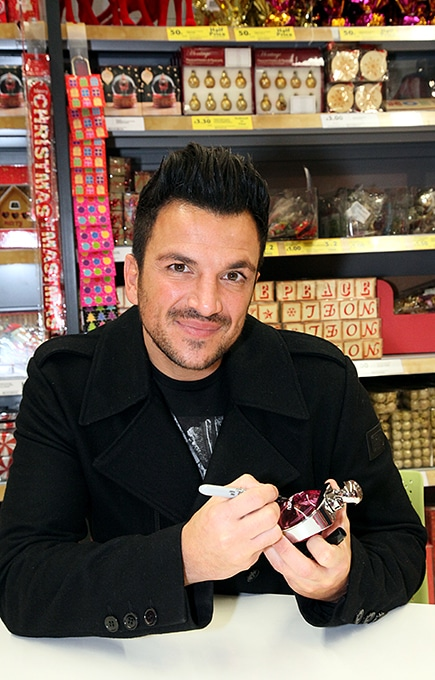 peter andre - courtesy of hannah crick