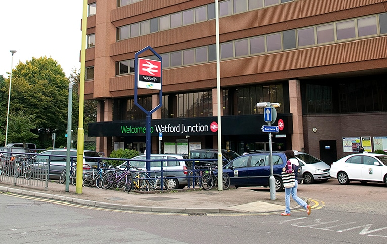 Kings Langley man jailed after Watford Junction assault