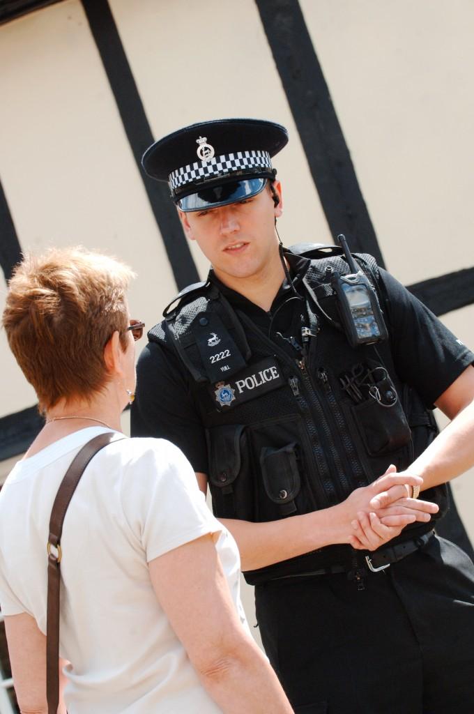 Herts Police stock