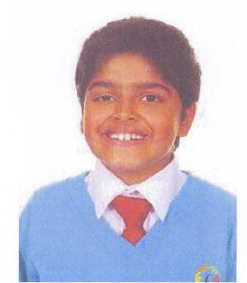 Missing Anish Karia