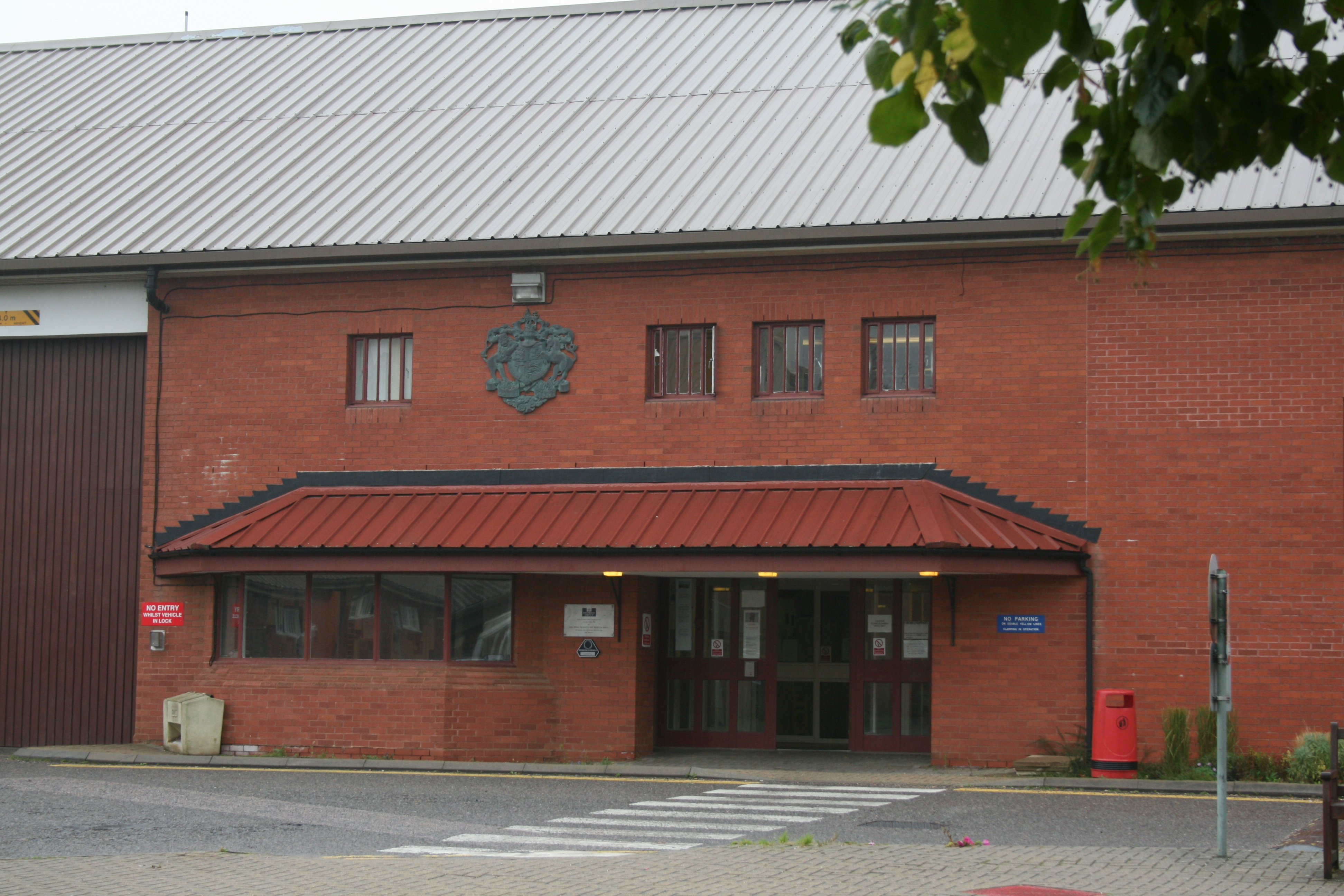 Three sentenced for throwing phones and drugs into a prison in Bovingdon