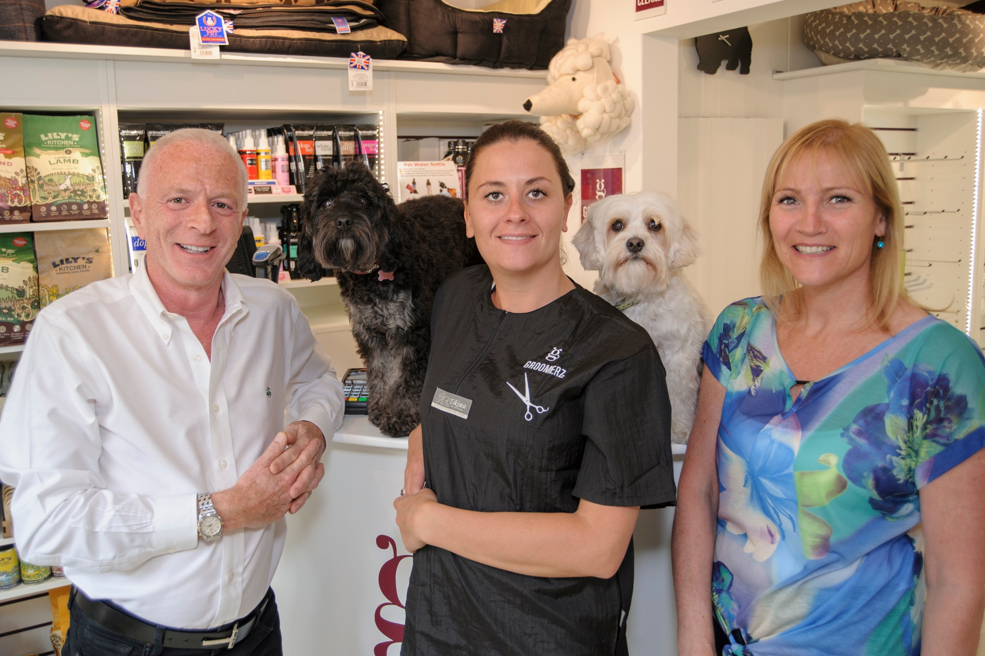 New dog grooming spa opens in Pinner tomorrow