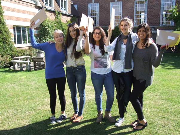 More GCSE success for St Helen's School in Northwood