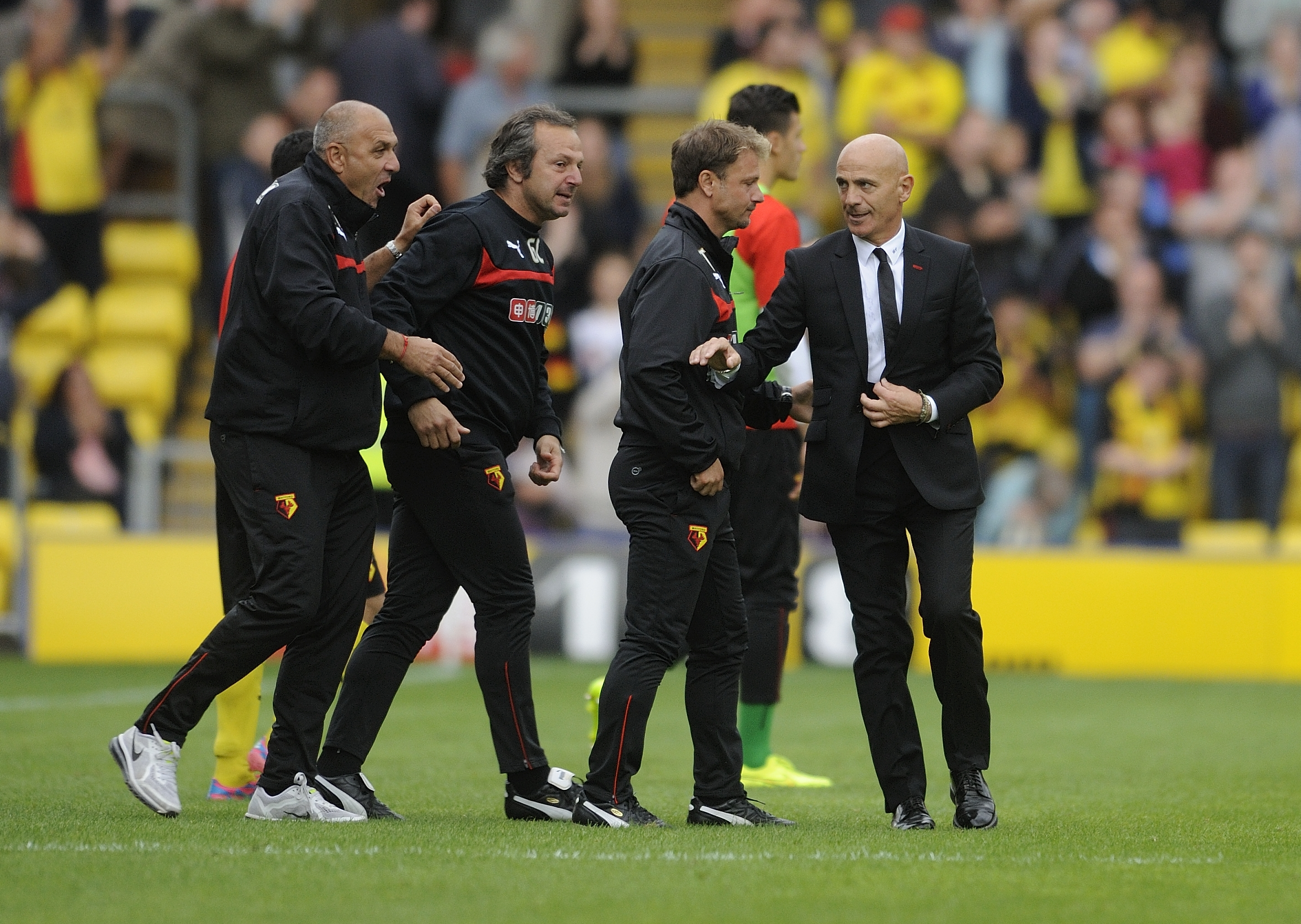 Growing list of candidates for new Watford manager