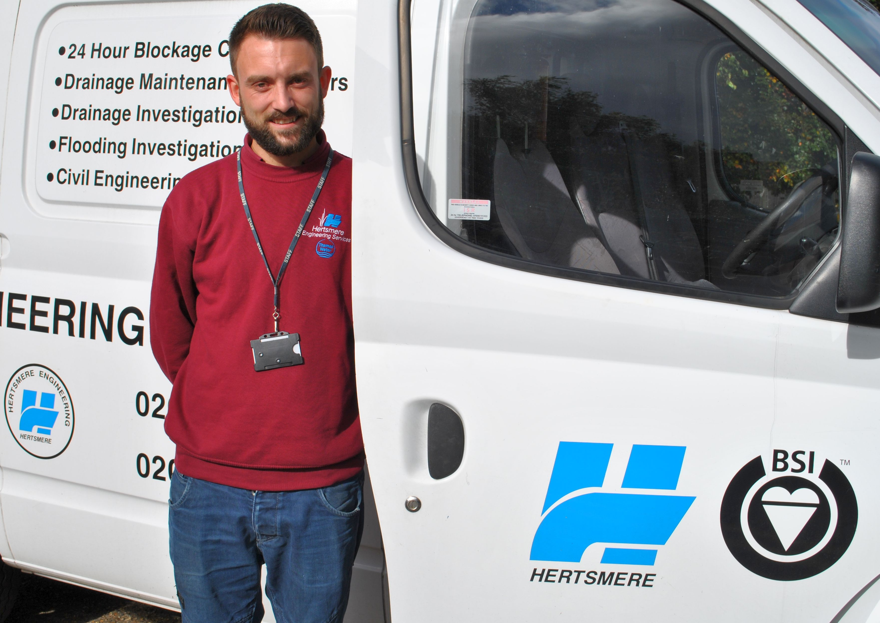 Hertsmere engineer goes above and beyond