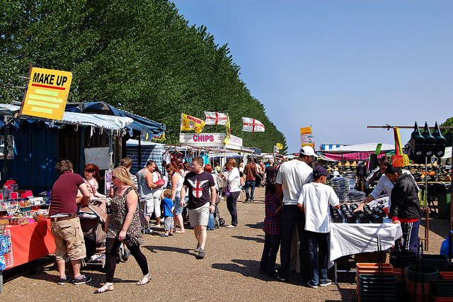 Food Market Green Park