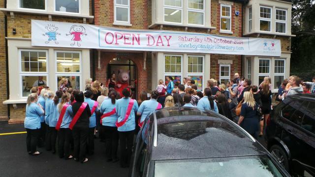 New nursery opens in Rickmansworth