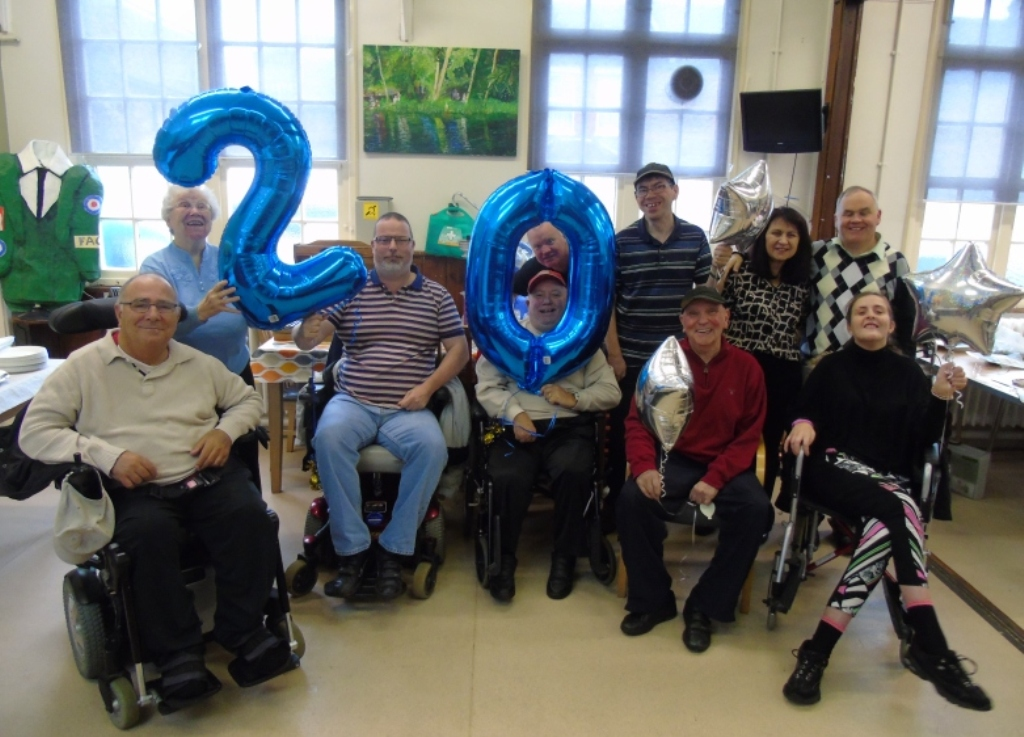 Watford's DRUM celebrates its 20th anniversary