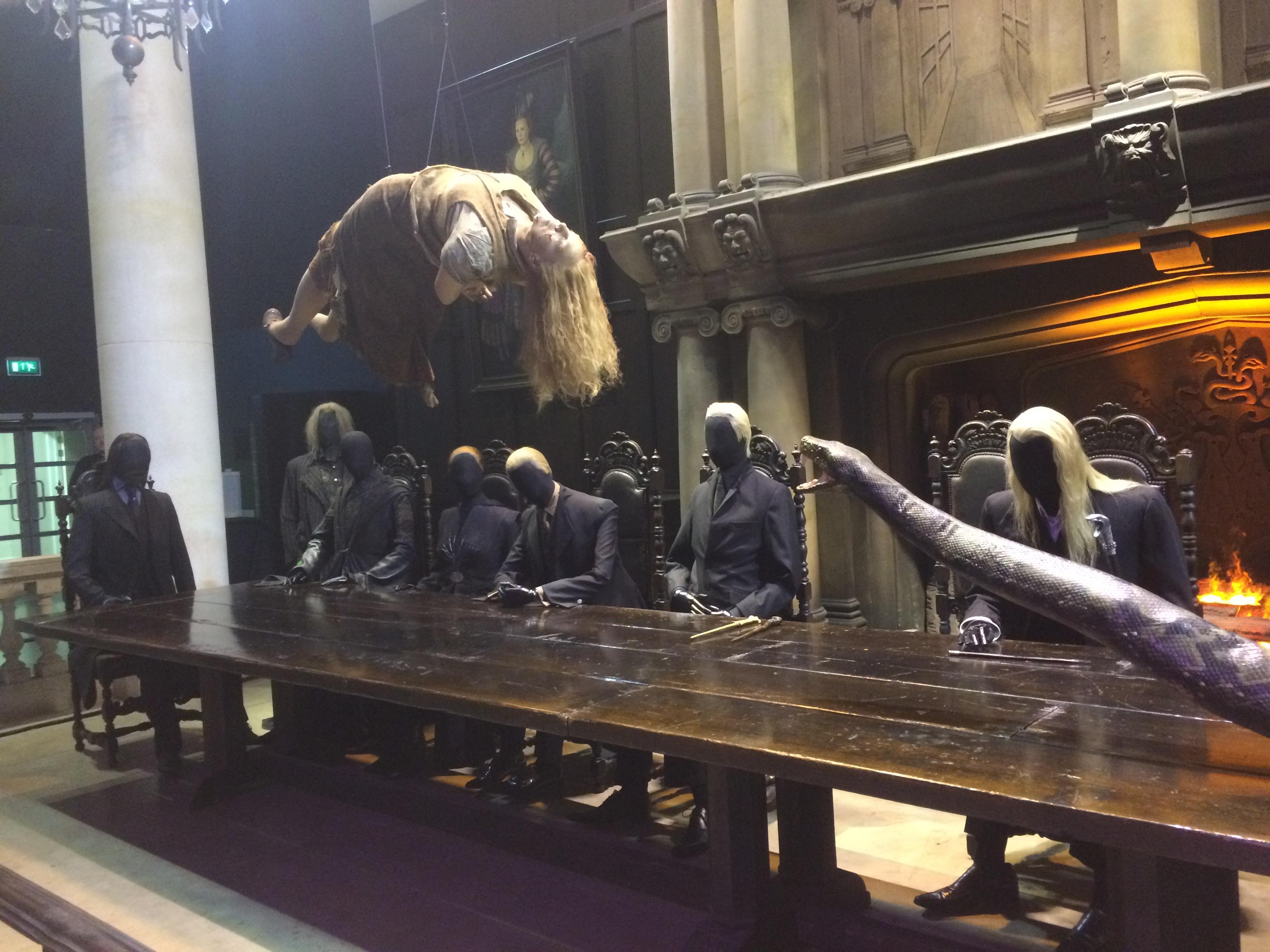 Leavesden Studios Unveils More Treats For Harry Potter