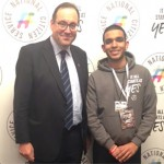 Watford student chosen as an NCS leader