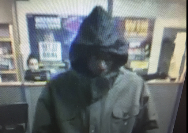 Images released in connection with robbery at Watford bookmakers