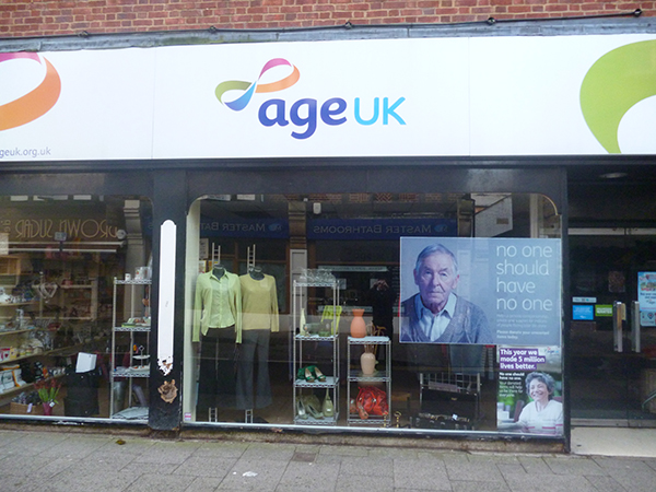 Age UK in Ricky is looking for volunteers