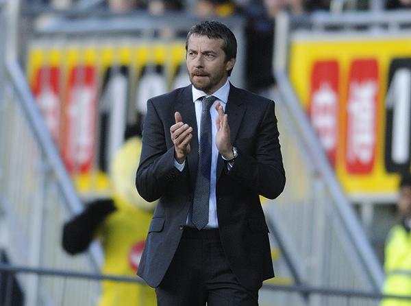Head coach praises side's resolve