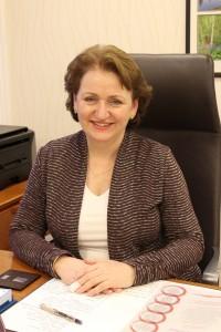 Dr Josephine Valentine, Headteacher of St Clement Danes School