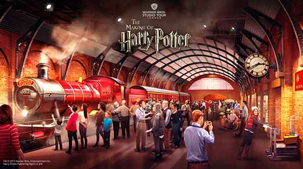 Win tickets for the Hogwarts Express!
