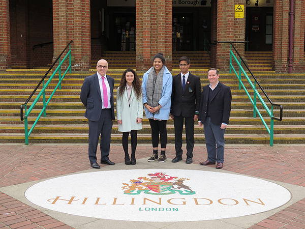 Young politicians elected to UK Youth Parliament