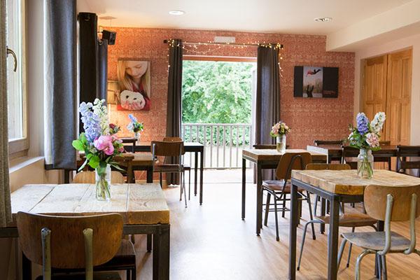 Trendy café awarded highest sustainability award