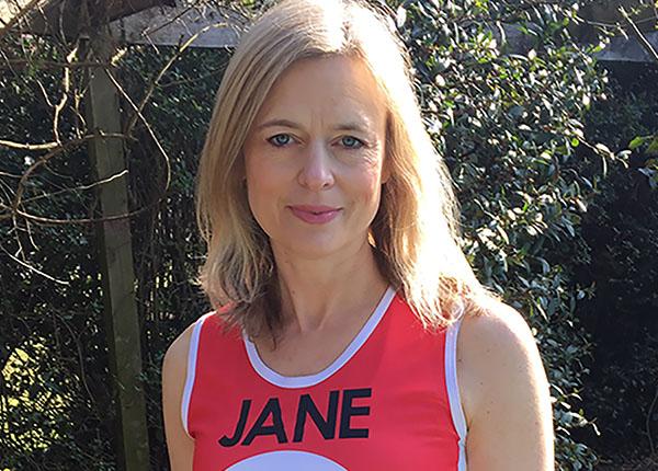 Marathon effort for Radlett beautician