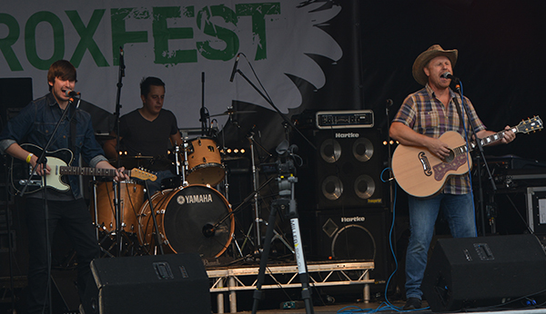 A treat for music lovers as CroxFest returns