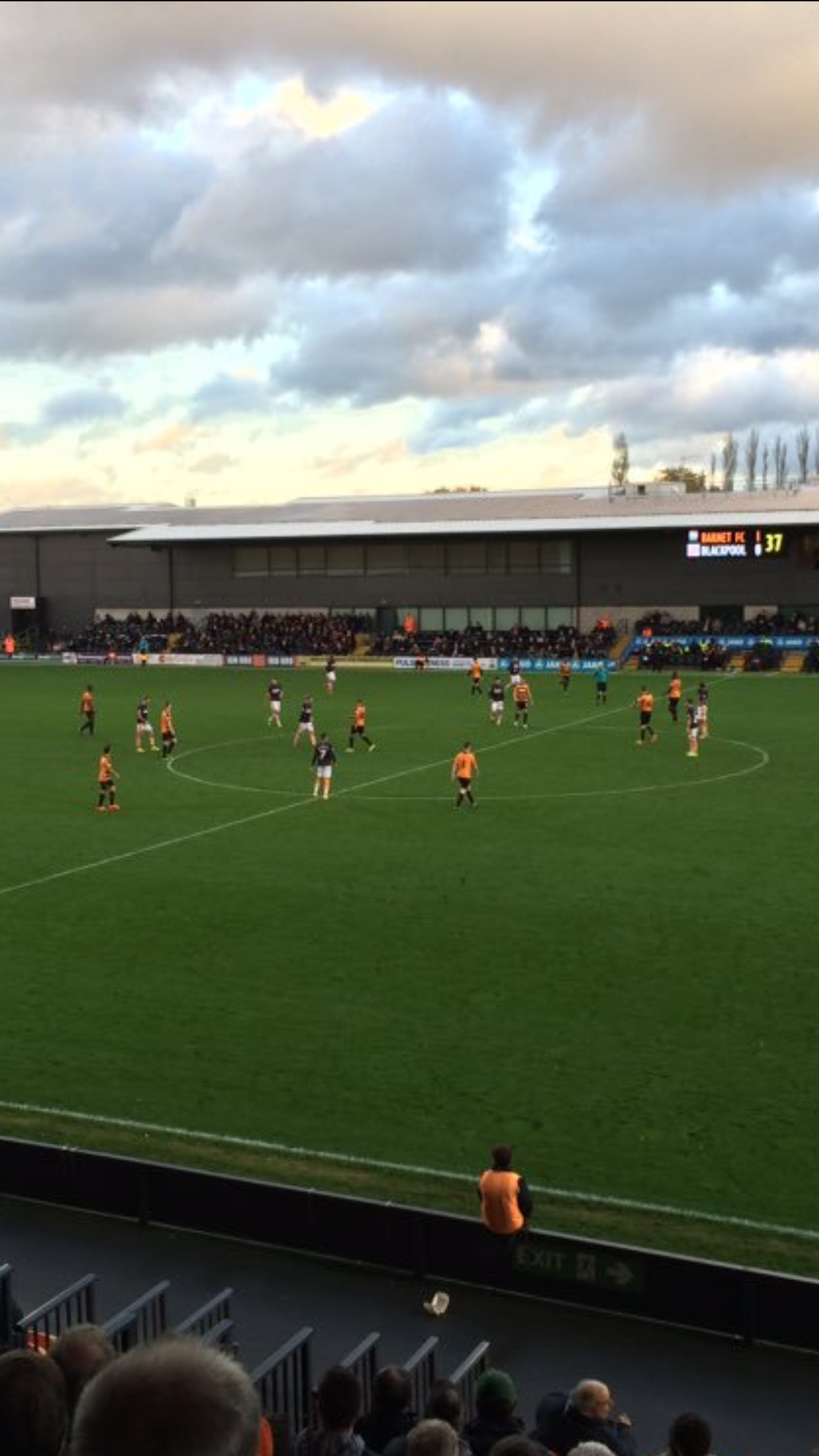 Bees shock Seasiders in FA Cup