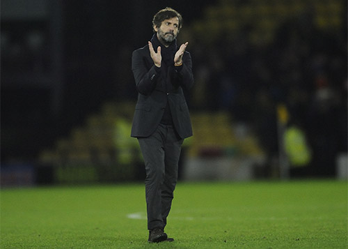 Flores speaks signings as transfer window comes to a close