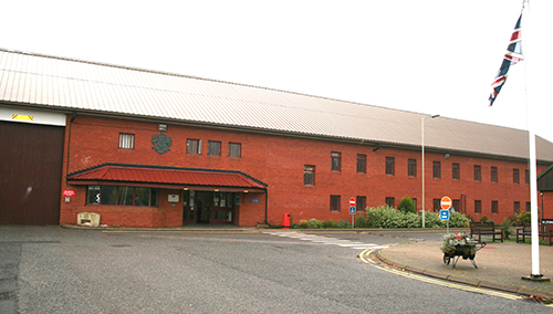 Mount prison officer suspended after making indecent images of children