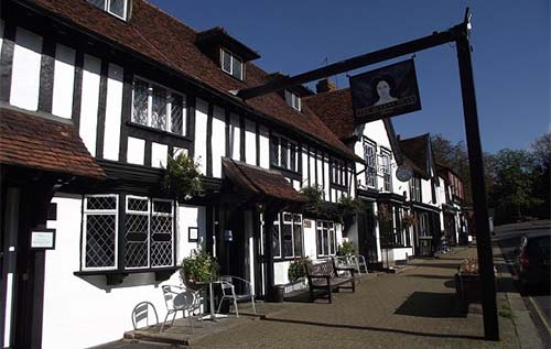 Historic Pinner pub celebrates new look by hosting a beer festival