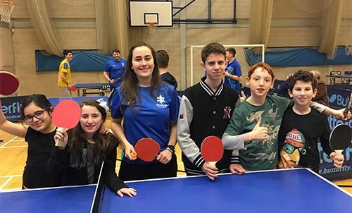 Maccabi GB come to town for table tennis showdown