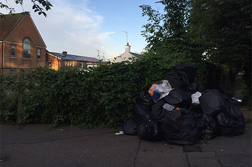 Council angers locals as little action taken over fly tipping