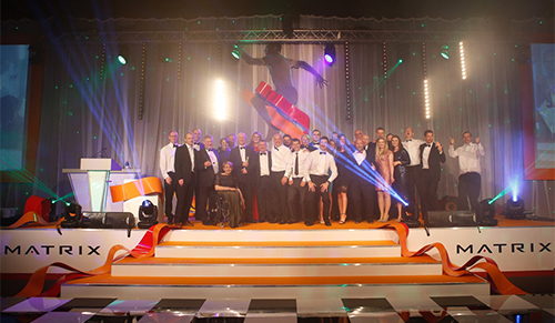 Local leisure operator wins big at awards night