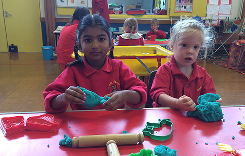Pre-school still going strong at 50