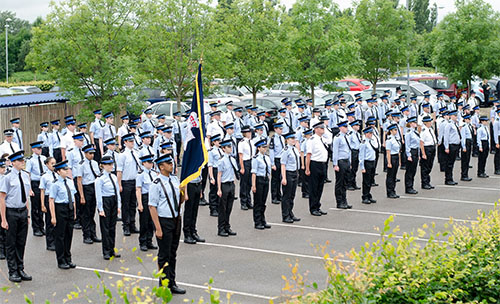 Police Cadet recruitment drive opens in Three Rivers