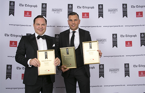 Local agency celebrates hat-trick of awards successes