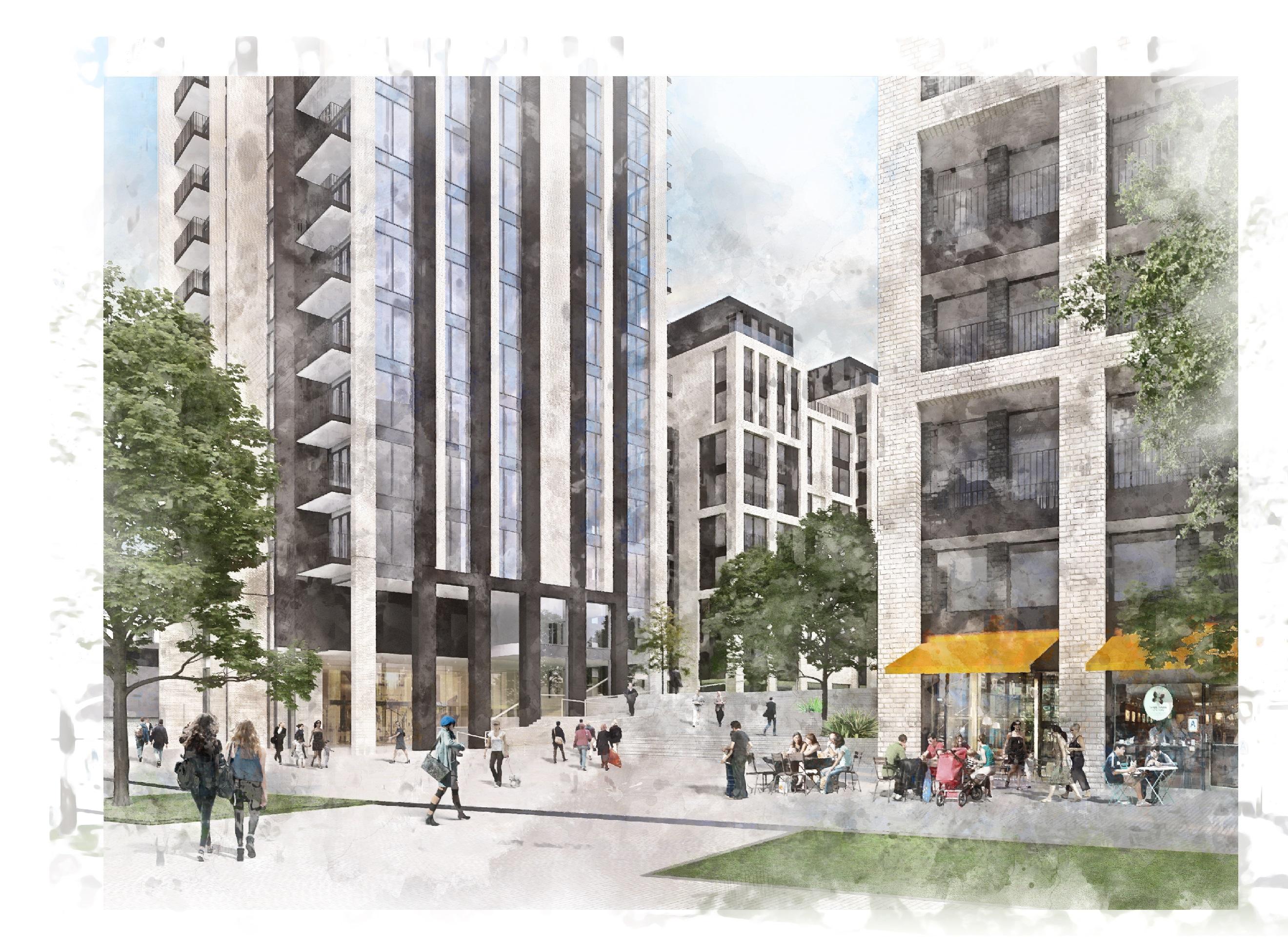 Resident sounds new development warning