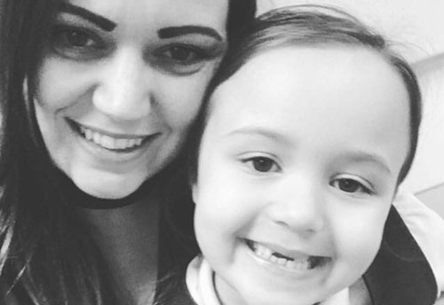 Mother tackles fear to raise money for charity which helps daughter