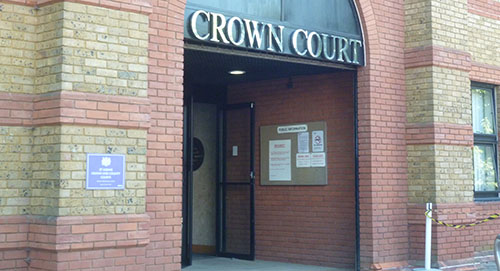 Man launches knife attack on friend who locked him out of his flat, court hears