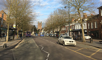 Man attacked with baseball bat in St Albans