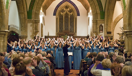 Church to host award-winning choirs for summer concert
