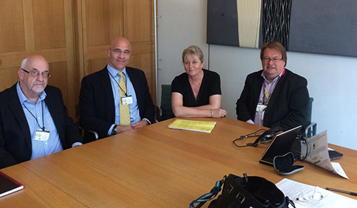 Network Rail still cannot provide answers on railfreight, says Anne Main MP