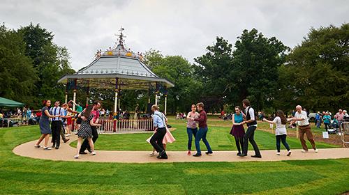 One of UK's largest free jazz festivals returns to Cassiobury Park