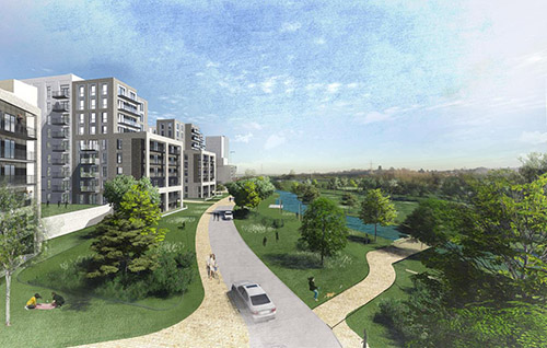 Residents invited to Watford Riverwell presentation