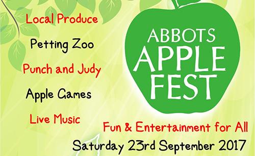 Fun at Abbots Apple Fest