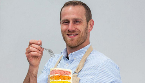 Watford Bake Off contestant does the double