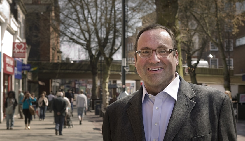 Video: Richard Harrington MP talks about new voter ID system being piloted