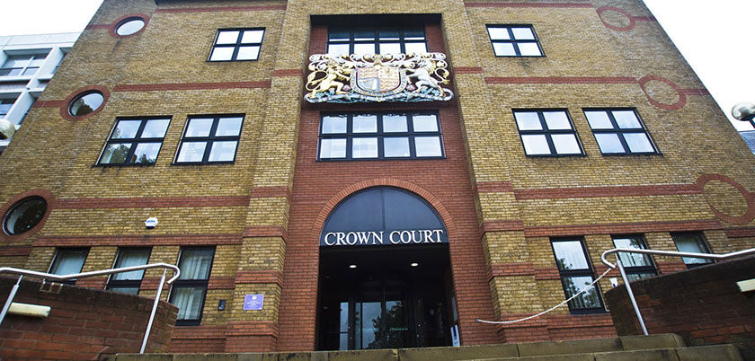 Burglar jailed after barging into St Albans flat | My Local News