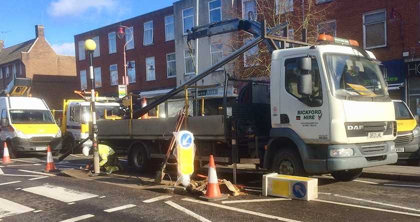 Council apologises for delay in repairing crossing in Radlett