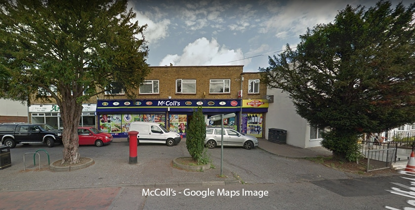 Appeal for witnesses following burglary at Maple Cross newsagent