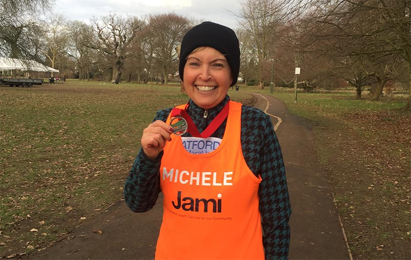 Bushey resident to run London Marathon