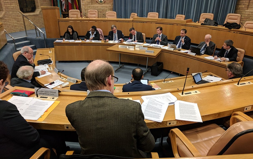 Panel approves extra funding for Herts Police