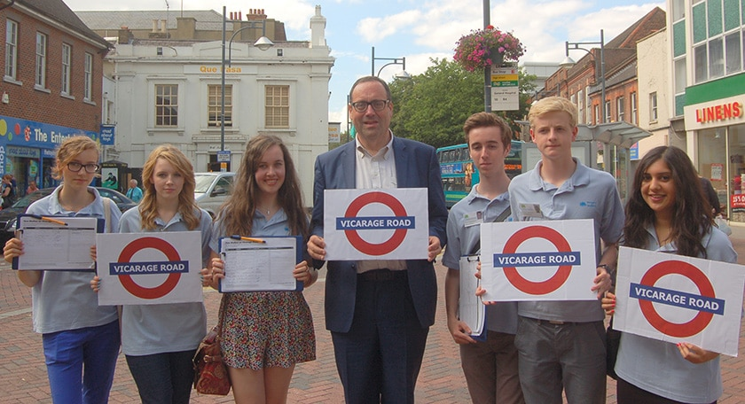 County set to reaffirm support for Metropolitan Line Extension